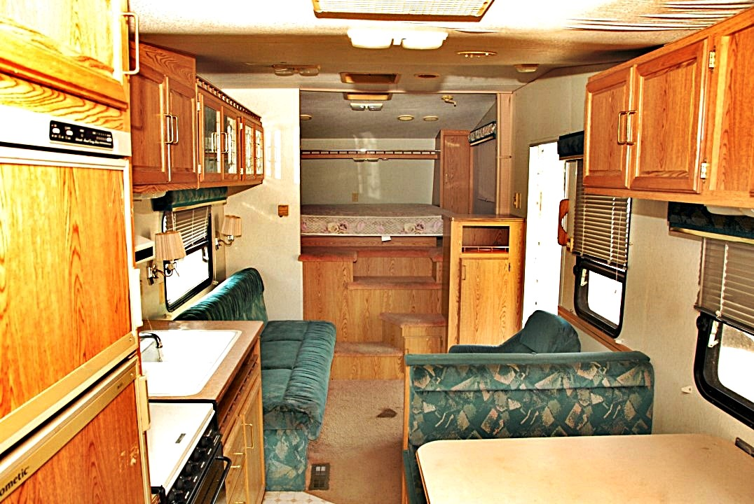 1993 Fleetwood Prowler 295s Bh Fifth Wheel
