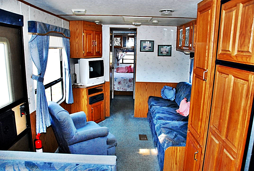 Pre Owned 1994 Jayco Eagle 325fk Travel Trailer