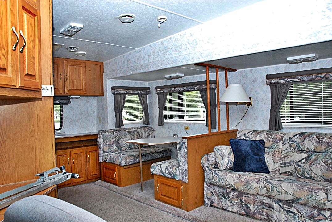 1998 Jayco Eagle 263 Fifth Wheel