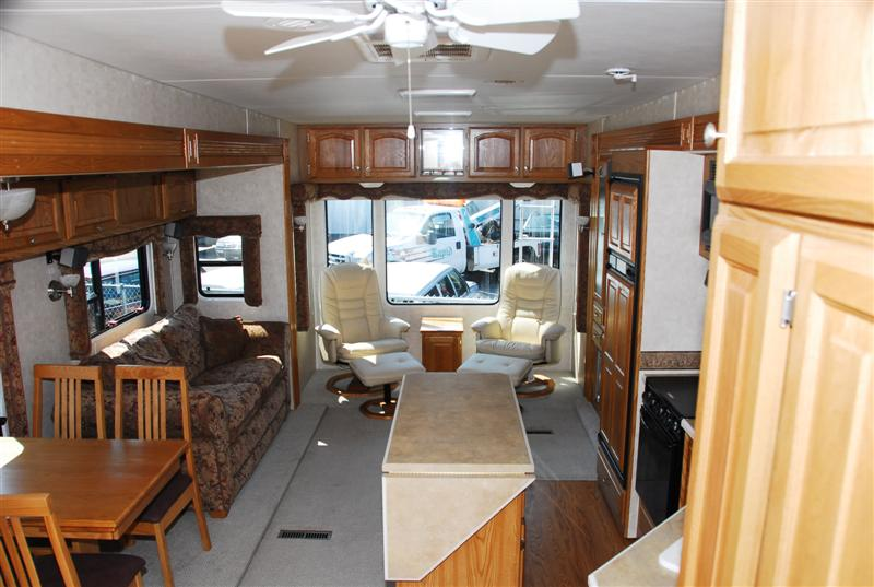 Pre Owned Fifth Wheels